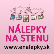 Nálepky na stenu - www.enalepky.sk